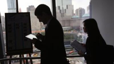 La cifra de 7.8% de desempleo en EEUU es la más baja presentada desde en...