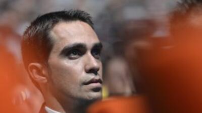 Alberto Contador maldijo a la enfermedad que le costó la vida a Tito Vil...