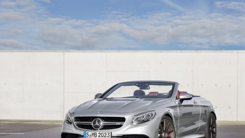 """Mercedes-AMG S 63 4MATIC Cabriolet """"Edition 130""""  especial entre especiales"""