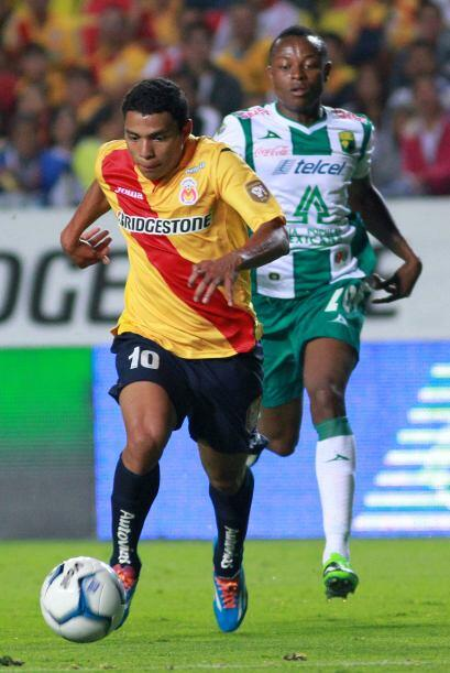 Jefferson Montero.- Como de costumbre, anotó gol y comandó...