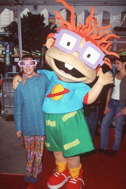 Christine Cavanaugh hizo las voces de muchísimas series animadas, incluy...