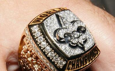 Saints y Colts recuerdo Super Bowl XLIV