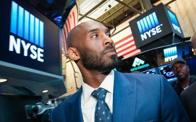 El ex astro de la NBA salió a promocionar su fondo de inversiones...
