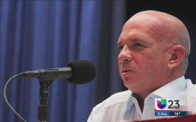 Hugo Carvajal ya está libre y en Venezuela