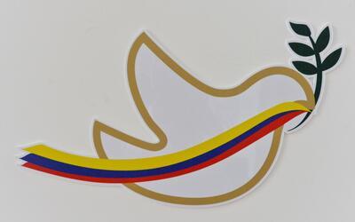 """""""Sus esfuerzos para promover la paz cumplen por tanto los criterios..."""
