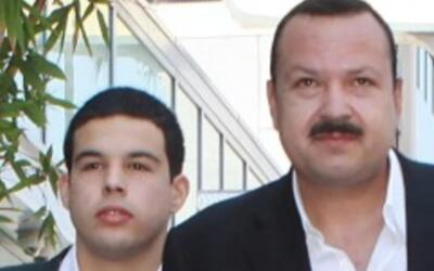 """En video: Pepe Aguilar dice que le darán apoyo """"incondicional"""" a su hijo..."""