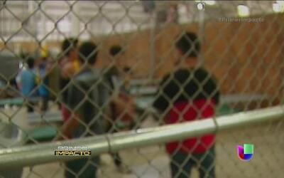 Agencia de refugiados busca hogar para niños detenidos en la frontera