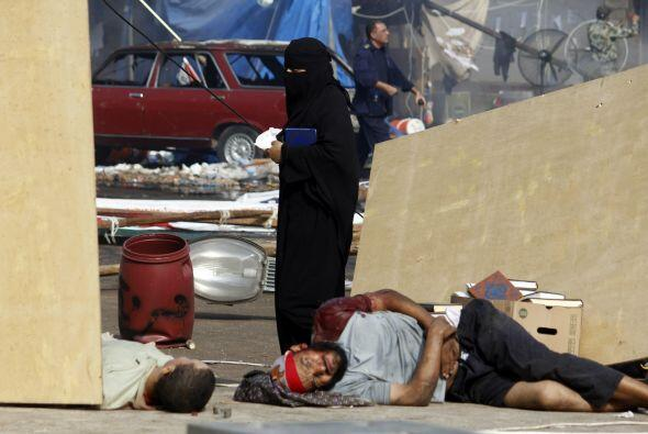 El miércoles a las 16:00 (hora local), la actual presidencia egip...