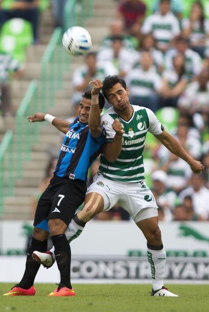 Oswaldo Alanís es el más joven de una selección B,...