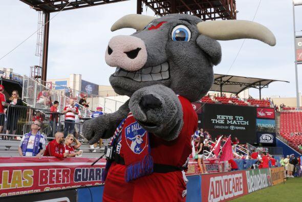 FC Dallas es líder en la Conferencia del Oeste, pero el atractivo radica...