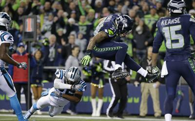 Carolina fue humillado por Seattle