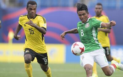 Así está México Sub-20 en su grupo tras la primera jornada del Mundial d...
