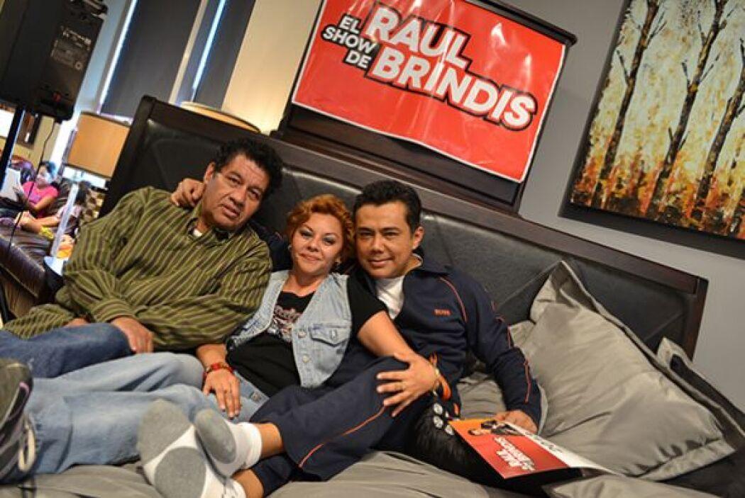 ¿Tu estuviste ahí?  Escucha El Show de Raúl Brindis por internet