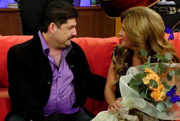 Justo unos minutos antes, Carmen había revelado que se casaba aunque no...