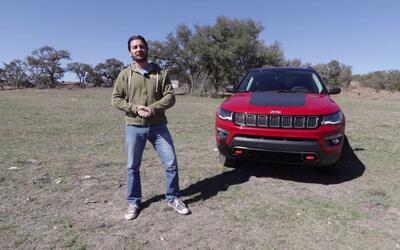 Jeep Compass 2017 - Prueba A Bordo Completa