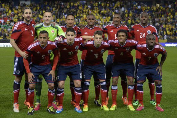 Colombia competirá ante Japón, Grecia y Costa de Marfil en el Grupo C.