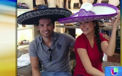 Ana Patricia y Luis la pasan bien en Guadalajara