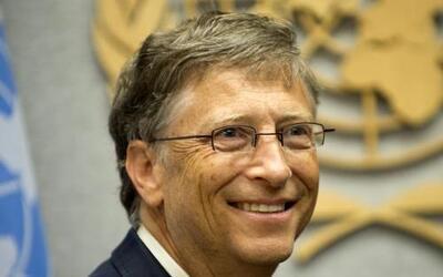 Bill Gates mantiene el liderato en la lista de los hombres más adinerado...