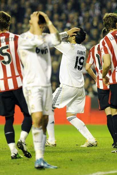 La buena defensa del Bilbao, la mala puntería o la mala suerte atentaron...