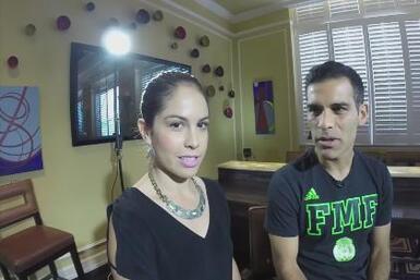 El Diario de Ana Caty: Detrás de cámaras con Rafa Márquez