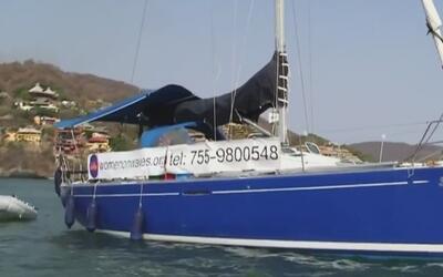 Barco de una organización holandesa ancla en México para realizar aborto...