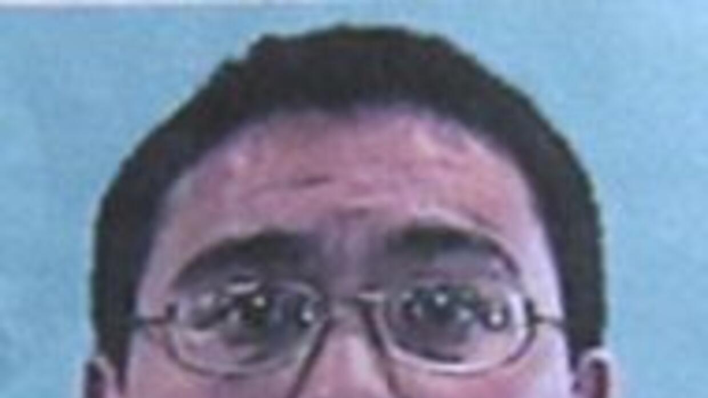 Manuel Julio Alcantar sospechoso