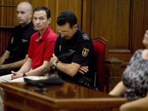 José Bretón , un ciudadano español acusado de matar...