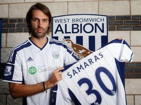 El delantero griego Georgios Samaras dejó al Celtic de Escocia para firm...