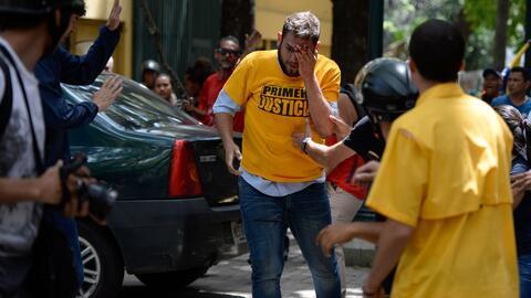 Venezuela: protestan contra el Tribunal Supremo y la OEA denuncia altera...