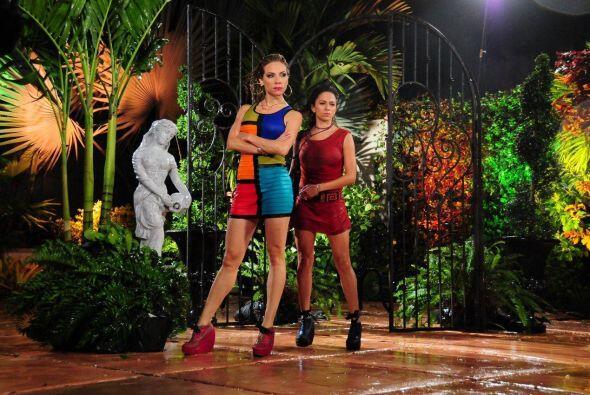 En el reto de actuación, la cubana hizo el papel de la amante del...