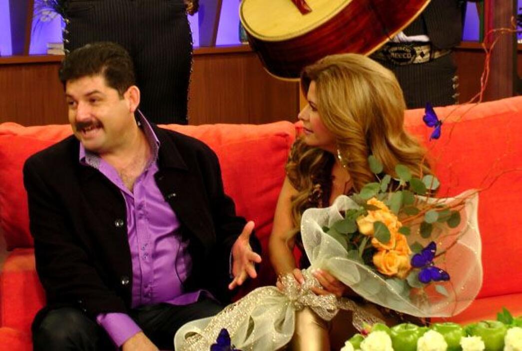 Jorge habló de la maravillosa mujer que tenía a su lado y reveló el moti...