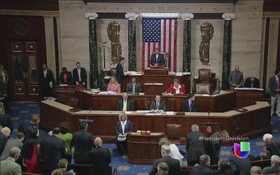 Los republicanos cancelan el voto sobre fondos por la crisis migratoria