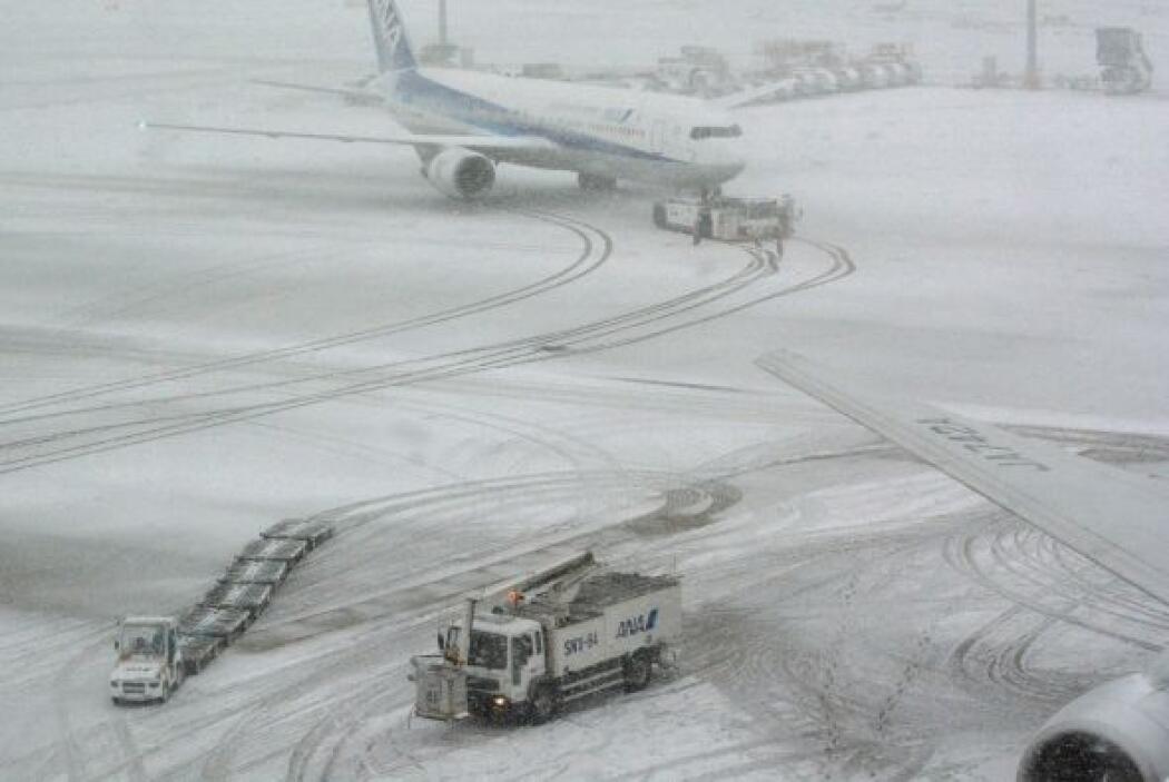 Hasta el jueves en la mañana 7 mil vuelos han sido cancelados. El sitio...