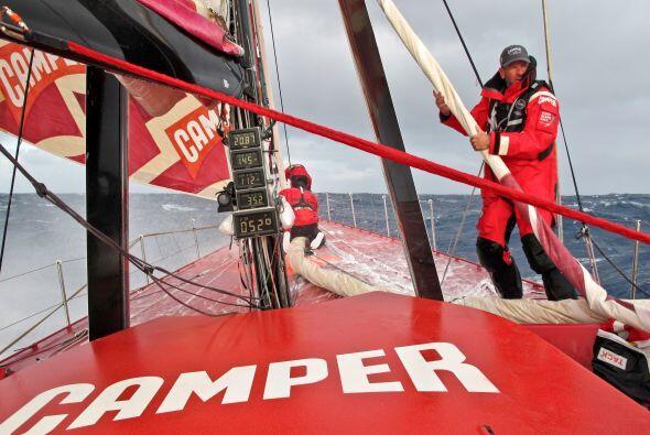 Al Camper le quedaban 2.119,7 millas a recorrer para llegar a Itaja&iacu...
