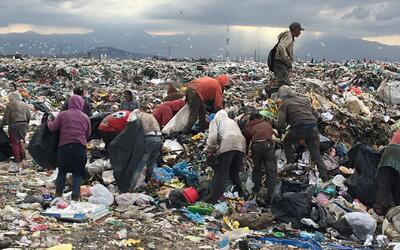 La industria de la basura en México, un negocio contaminado de malas prá...