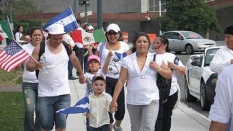 En Estados Unidos viven 11 millones de inmigrantes indocumentados, de ac...