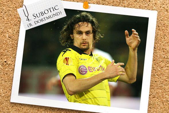 Neven Subotic es uno de los hombres fundamentales para que el Borussia D...