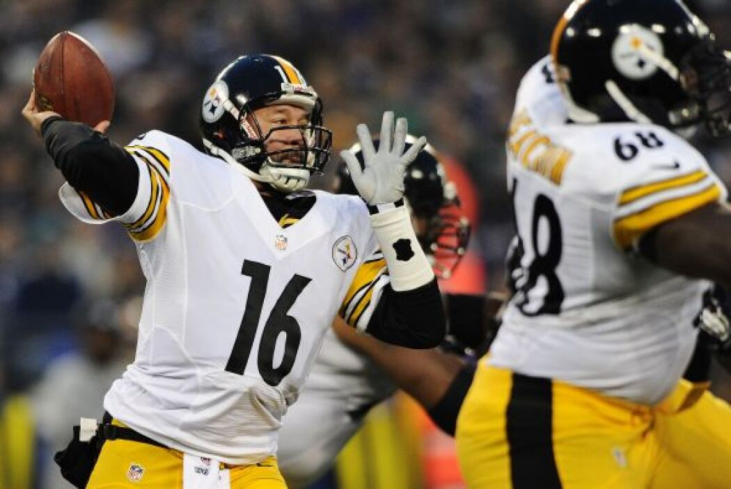 Batch completó 25 de 36 pases para 276 yardas, un touchdown y una interc...
