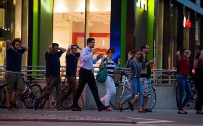 Otro ataque terrorista en Europa, ahora en Munich