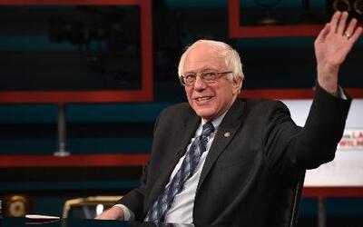 ¿Bernie Sanders respaldaría a Hillary Clinton en caso de perder?