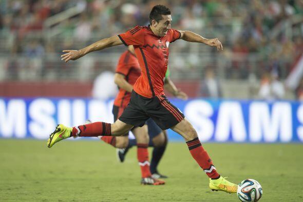 Viendo la trayectoria y momento de Héctor Herrera, el jugador del...