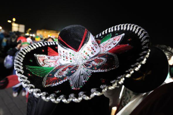 """Ya sea que uses uno de mariachi o uno que diga """"Viva México Cab..."""", est..."""