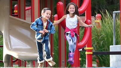 Así educa Jennifer Lopez a sus gemelos