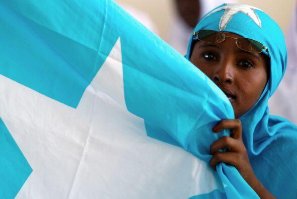 Sin ambargo, el que encabezó la lista de los más corruptos fue Somalia.