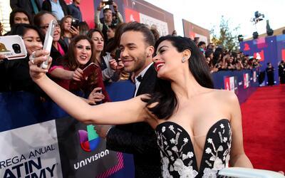 Selfies Latin Grammy