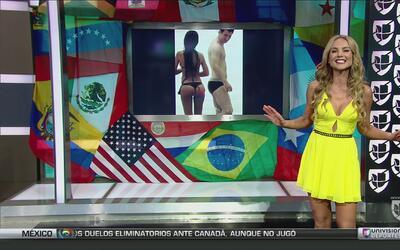 Ximea nos presenta a las novias y a los sexys de la Copa América en su L...