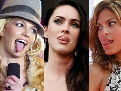 Si Miley creía que había innovado al mostrar su enorme lengua sobre el e...