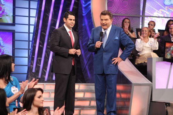 Y llegó un momento memorable, cuando el director de Univision Networks,...