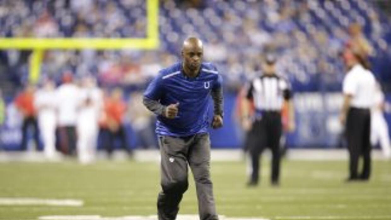 Reggie Wayne se está rehabilitando (AP-NFL).