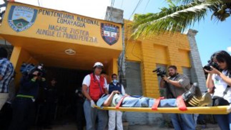 Más de 350 personas fallecieron en este centro penitenciario en Honduras.